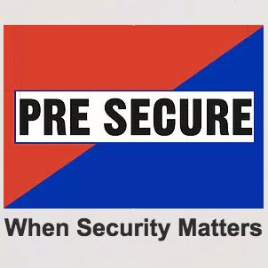 pre-secure logo